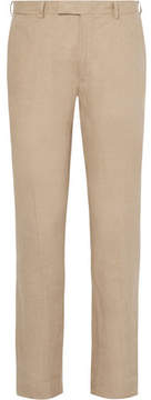 Polo Ralph Lauren Slim-Fit Linen Trousers