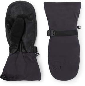 Burton ak] Hover Gore-Tex 3l And Leather Ski Gloves