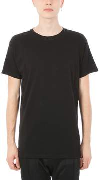 Les (Art)ists Les Artists Black Kanye Cotton T-shirt