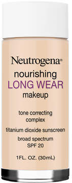 Neutrogena Nourishing Longwear Makeup, SPF 20