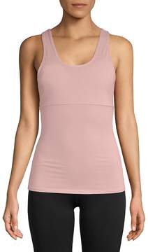 Electric Yoga Women's Lace-Up Tank Top