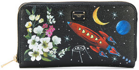 Dolce & Gabbana space rocket wallet