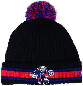New Era Philadelphia 76ers Basic Chunky Pom Knit Hat