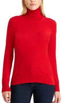 Chaps Women's Turtleneck Sweater
