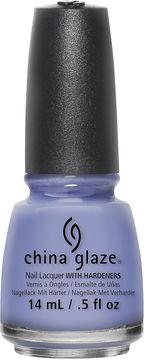 China Glaze Secret Peri-Wink-le Nail Polish - .5 oz.