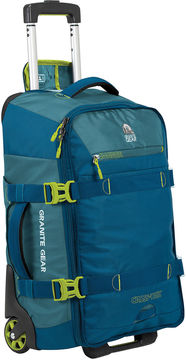 GRANITE GEAR Granite Gear Cross-Trek 22 Wheeled Carry-On with Removable 28-Liter Bag