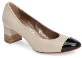 AGL Women's Block Heel Pump