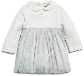 Armani Junior Girls' Sparkly Tulle Dress - Baby