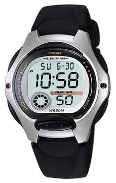 Casio Women's Digital Watch Black LW200-1AV