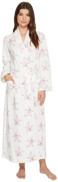 Carole Hochman Diamond Quilt Robe Women's Robe
