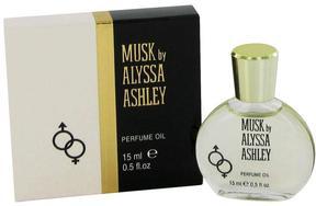 Alyssa Ashley Musk by Houbigant Perfumed Oil for Women (0.5 oz)