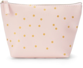 Lauren Conrad Dotted Cosmetic Bag