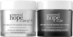 philosophy Renewed Hope In A Jar Sun & Nightduo
