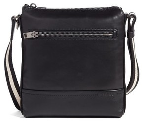Bally Men's Trezzini Leather Crossbody Bag - Black