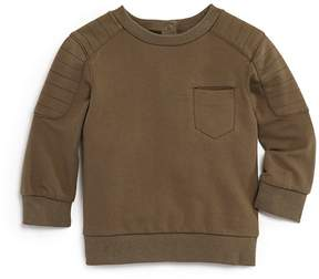 Bardot Junior Girls' Moto Sweatshirt - Baby