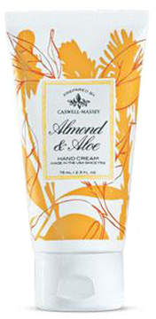 Almond Hand Cream With Silk by Caswell-Massey (2.5oz)