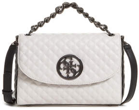 GUESS Quattro G Quilted Crossbody