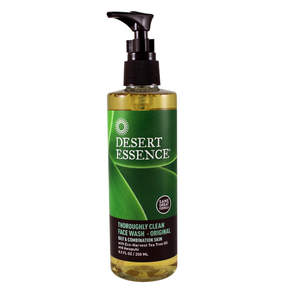 Thoroughly Clean Face Wash by Desert Essence (8oz)