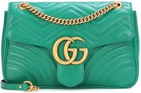 Gucci GG Marmont Medium leather shoulder bag