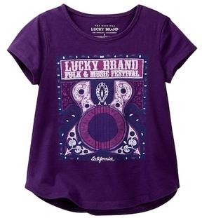 Lucky Brand Jamie Guitar Tee (Little Girls)