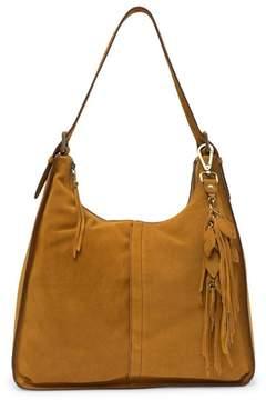 Hobo Marley Suede Shoulder Bag