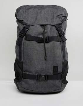 Nixon Landlock SE II Backpack in Gray