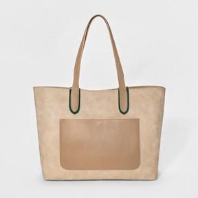 Merona Women's Colorblock Tote Handbag