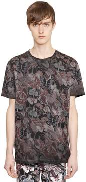 Japanese Printed Jersey T-Shirt