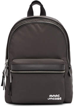 Marc Jacobs Grey Large Backpack