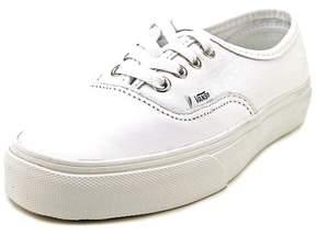 Vans Authentic Women US 6.5 White Sneakers