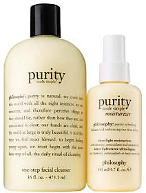 philosophy Purity Cleanse & Hydrate Duo