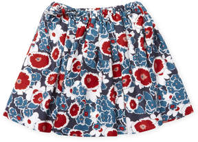 Marni Allover Floral Print Skirt