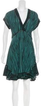 Ella Moss Printed Mini Dress