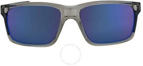Oakley Mainlink Sapphire Iridium Men's Sunglasses