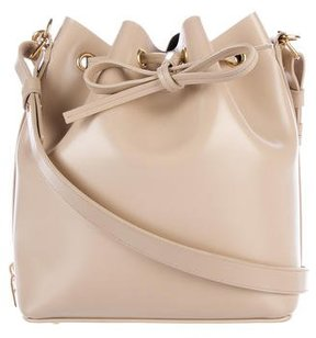 Saint Laurent Emmanuelle Bucket Bag - NEUTRALS - STYLE