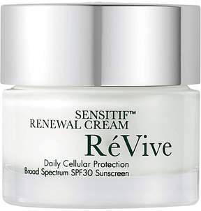 RéVive SensitifTM Renewal Cream Daily Cellular Protection Broad Spectrum SPF 30 Sunscreen