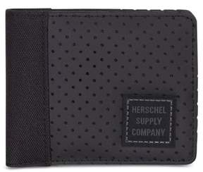 Herschel Edward Aspect Perforated Wallet