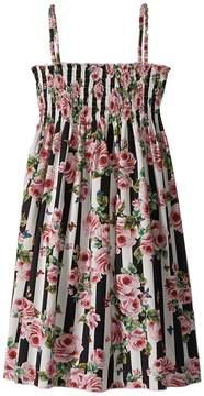 Dolce & Gabbana Sleeveless Dress Girl's Clothing