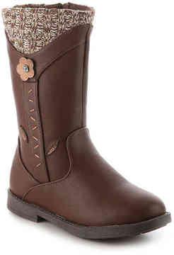 Laura Ashley Girls Sarah Toddler Boot