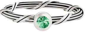 Peter Thomas Roth Signature Romance Silver Emerald Ring