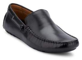 G.H. Bass Wayland Walter Driver Leather Loafers