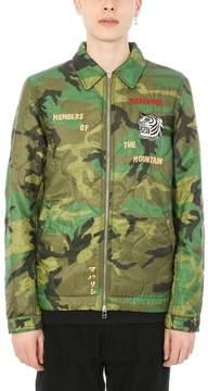 MHI Maha Camouflage Nylon Jacket