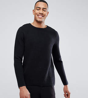 Selected TALL Waffle Sweater