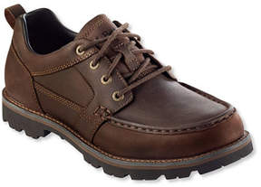 L.L. Bean Men's East Point Rugged English Moc, Waterproof