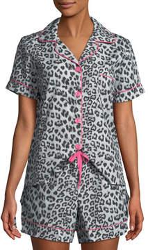 BedHead Wild Kingdom Short Pajama Set