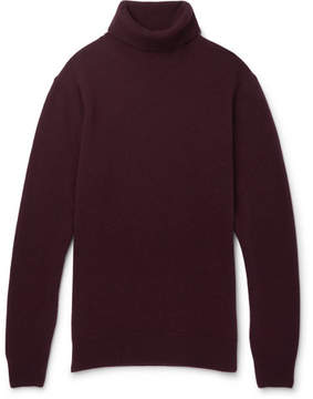 Hardy Amies Slim-Fit Cashmere Rollneck Sweater