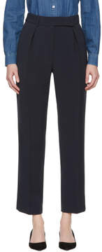 A.P.C. Navy Isola Trousers