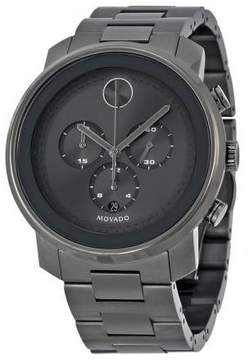 Movado Bold Men's 3600277 Bold Stainless Steel Watch, 44mm
