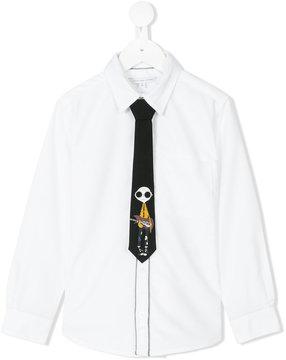 Little Marc Jacobs tie shirt