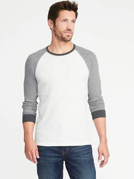 Old Navy Soft-Washed Built-In Flex Thermal Tee